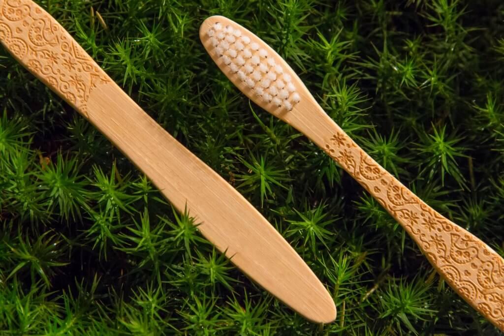 Bambusová kefka Morava