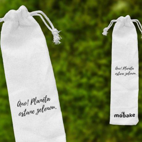 Bavlnené vrecko, Mobake