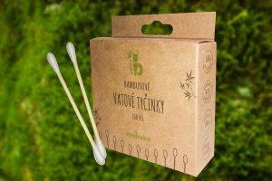 Bambusové tyčinky 200ks
