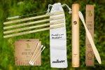bambusová tuba, cestovná tuba, cestovna tuba, zubna kefka, bambusova kefka, drevena kefka, bambusove tycinky do usi, ekologicke vatove tycinky, bambusove slamky, eko slamky, cistiaca kefka