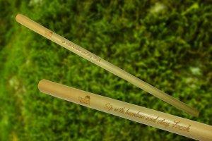10x Cucaj s Bambusom