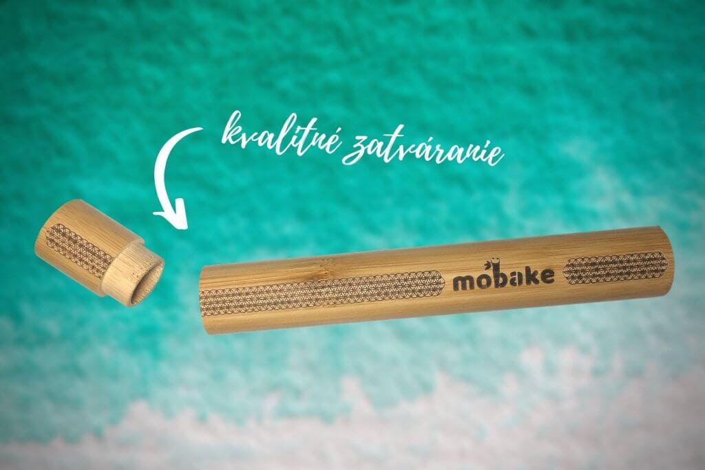 Bambusová Tuba Kvet Života