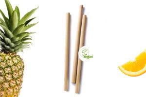 Bambusová slamka Obyčajná