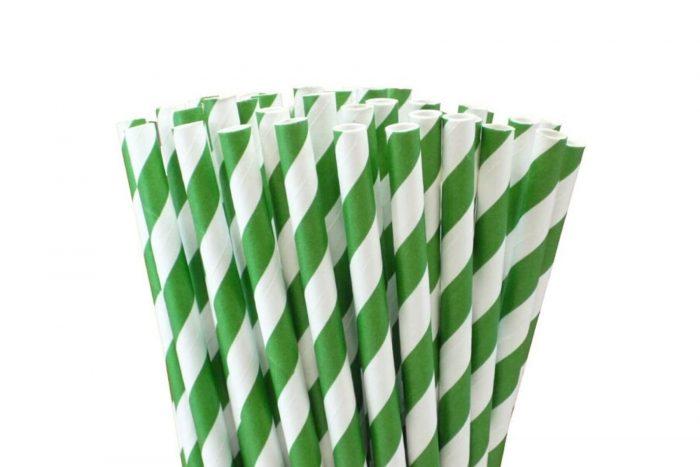 papierové slamky, mobake