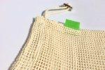Sieťovka na Ovocie a zeleninu, bavlnena taska, eko taska, mobake