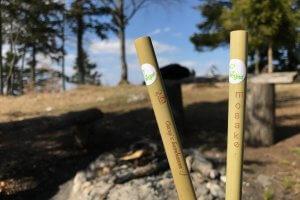 Bambusová Slamka Mobake