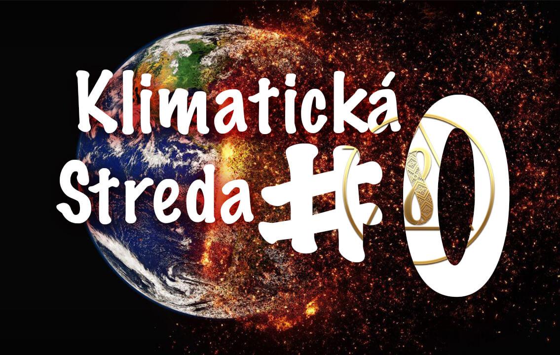 Klimaticka streda, klimaticke stredy, klima blog, mobake, tvoriva spolocnost, svetova potoka, supervulkan yellowstone, aira japonsko
