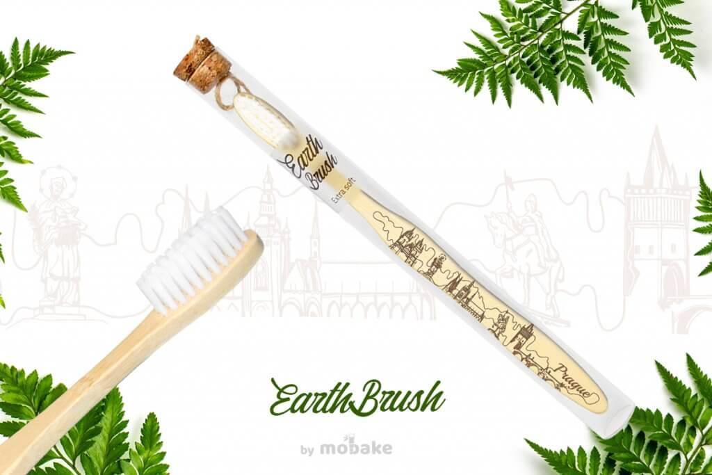 EarthBrush™ Praha