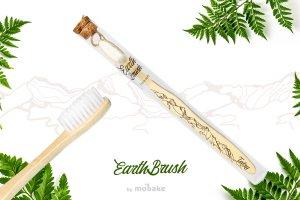 EarthBrush™ Tatry