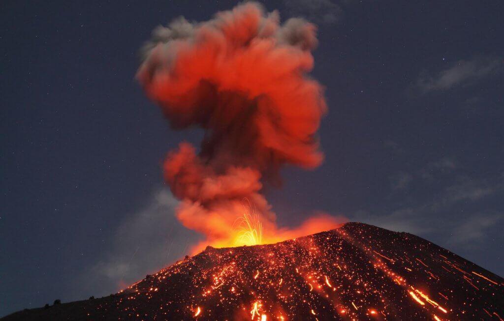 supervulkan, klimaticka streda, mobake