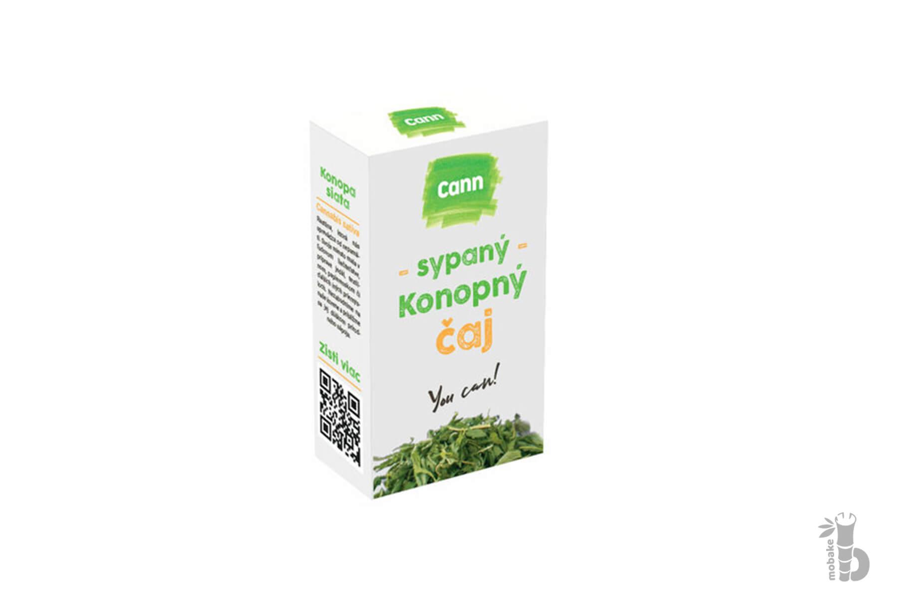 CANN Konopný čaj sypaný 20 g