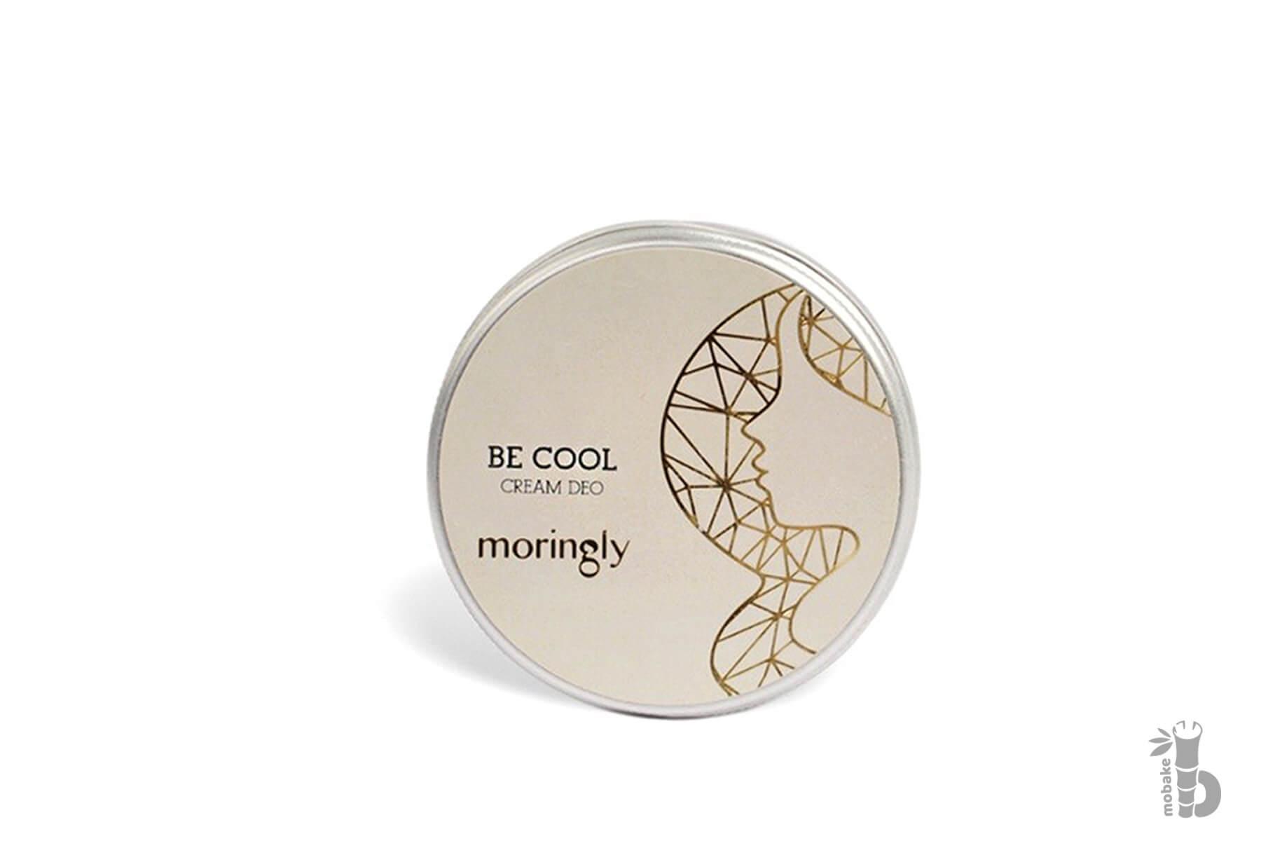 Moringly MORINGA BE COOL | Krémové DEO dámsky 50ml