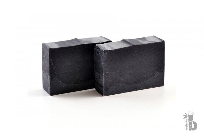 Musk prírodné mydlo Čierne zlato, veganske mydlo, bio prirodne mydlo, mydlo s aktivnym uhlim, peelingove mydlo