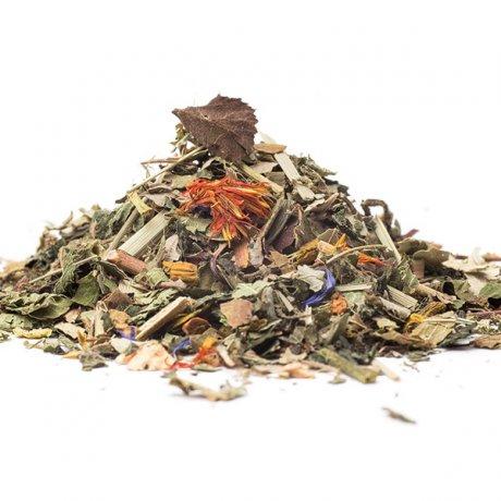 Byliny pre jarnú očistu - Wellness čaj, mobake, jarny caj, jarny detox, ako na jarnu ocistu