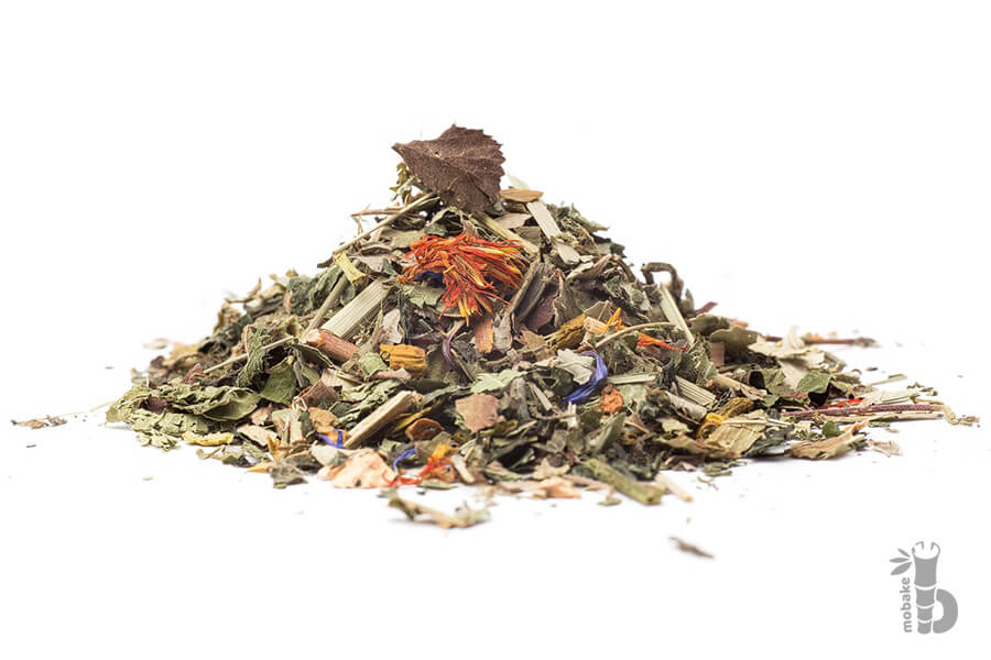 Mobake Byliny pre jarnú očistu - Wellness čaj 25g