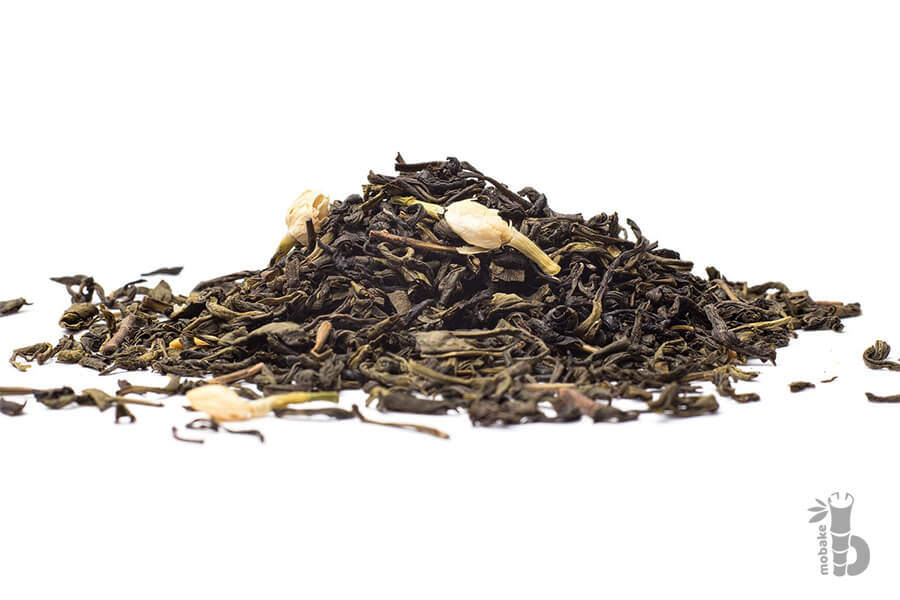 Mobake Jasmínový - Zelený čaj sypaný 50g