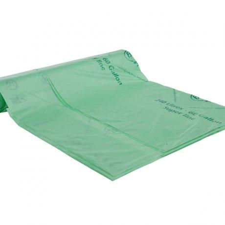 BioBag Kompostovateľné vrece na odpad EXTRA pevné 125l