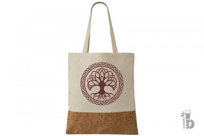 Korková taška Strom života