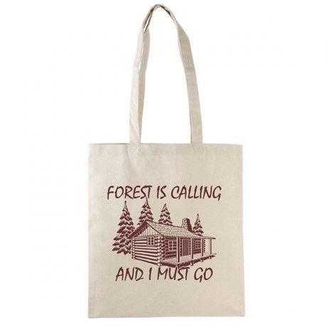 Plátená taška Forest 2