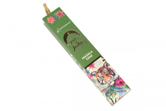 Vonné tyčinky Tales of India Masala Chai