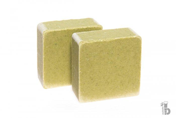 Musk soľný vavrín prírodné mydlo 100g, Mobake