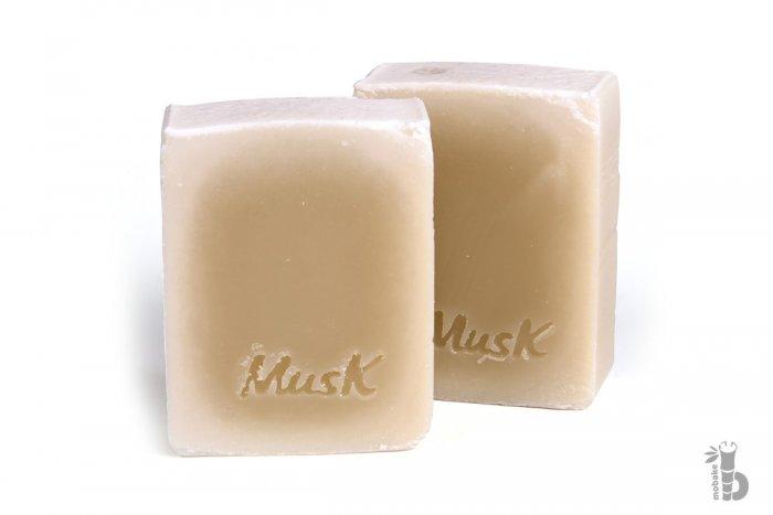 Musk Som nahý prírodné mydlo 100 g