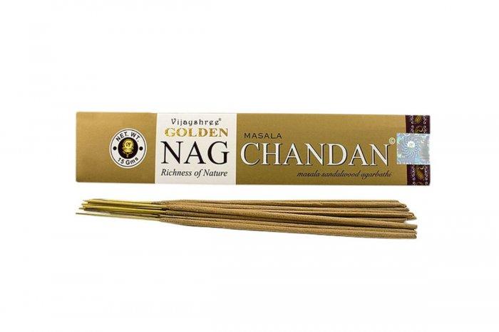 Vonné tyčinky Vijayshree Golden Chandan