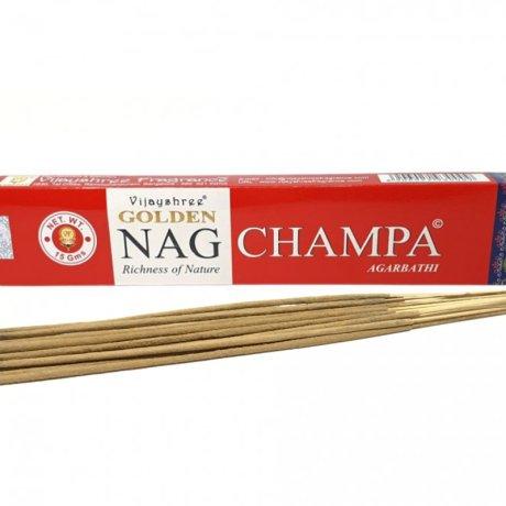 Golden Nag Vonné tyčinky champa 15g