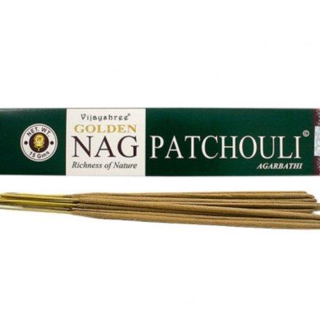 Golden Nag Vonné tyčinky patchouli 15g